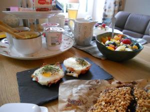 Ontbijt in B&B Destiny